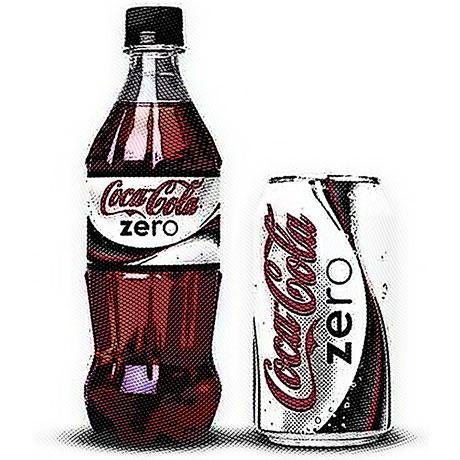coca cola zero coke