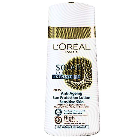 l'oreal Solar expertise sensitive