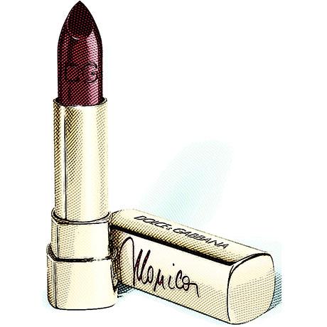 dolce & gabbana monica lipstick rossetto