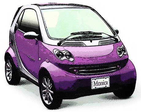 monica smart