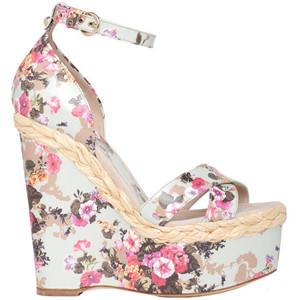 scarpa zeppa donna