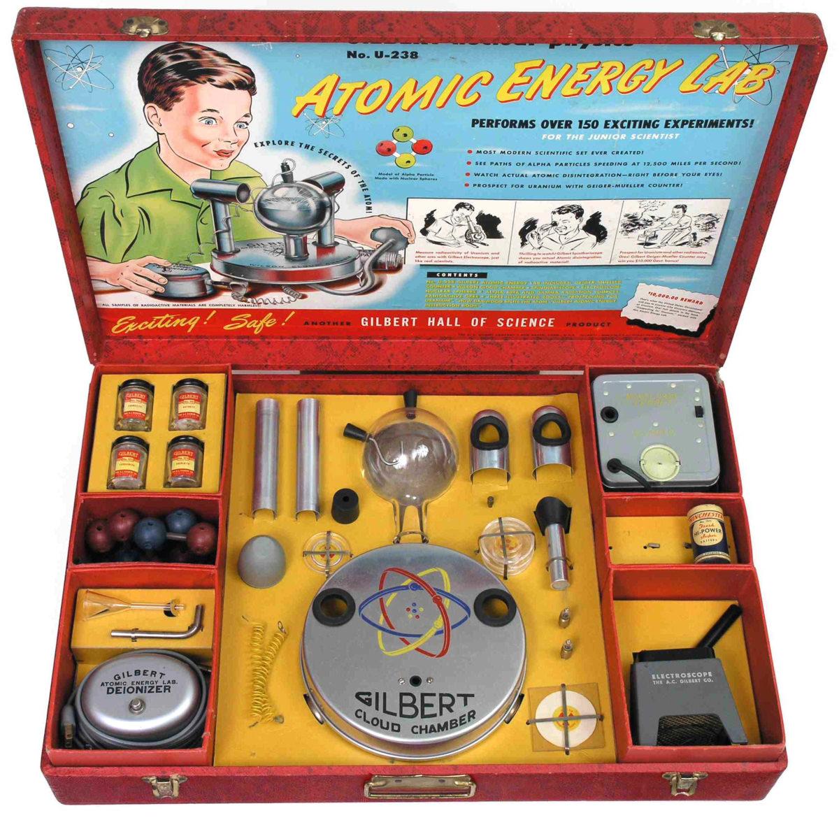 la valigetta atomica
