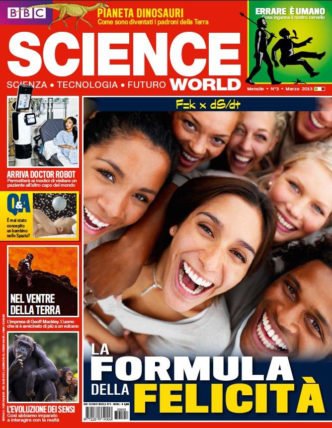 BBC science marzo 2013