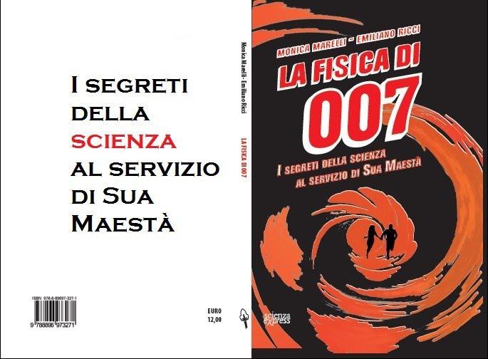 la fisica di 007